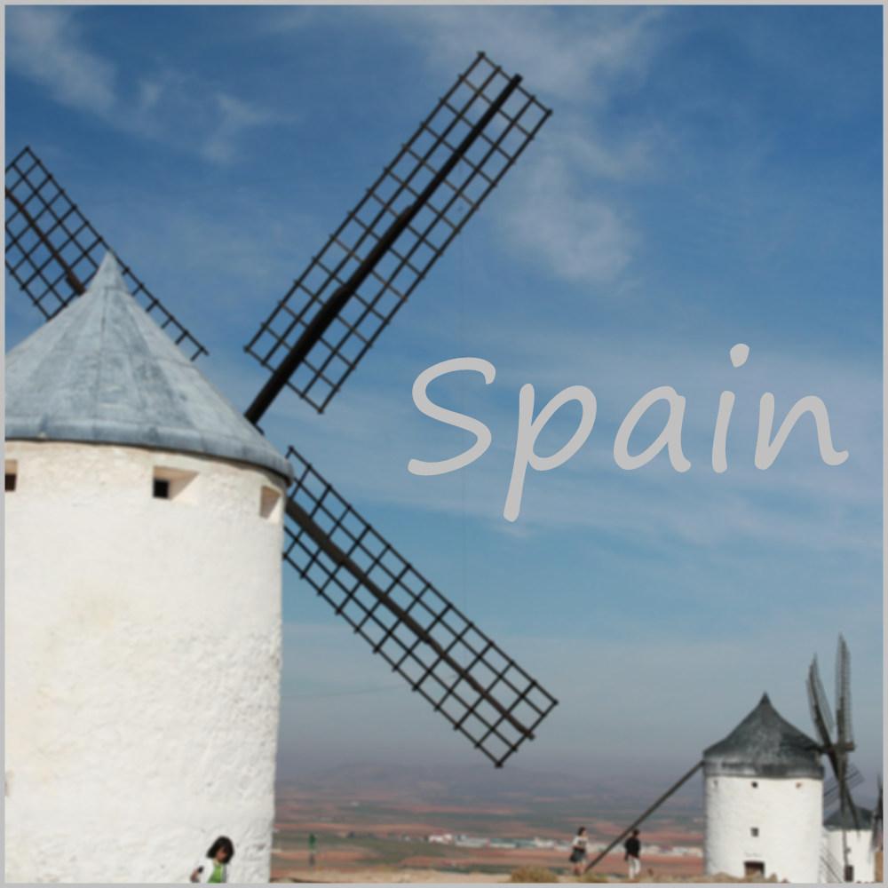 美麗來自西班牙